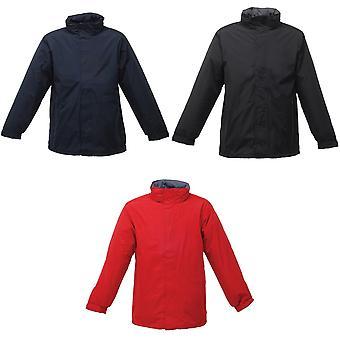 Регата Mens Beauford изолированный водонепроницаемый ветрозащитный производительности куртка