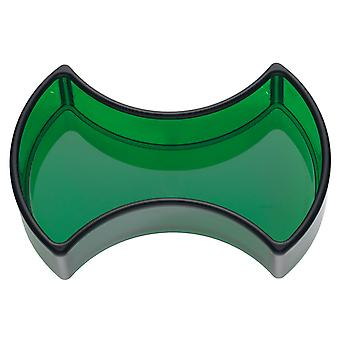 Mario Luca Giusti Apostophe Nuts Holder Green