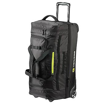 Caribee Scarecrow 75L Rolling Bag - Black