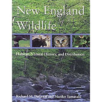 New England Wildlife - Habitat - Natuurlijke Geschiedenis - en Distributie b