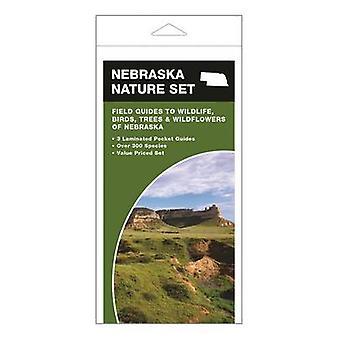 Nebraska Nature Set - Field Guides to Wildlife - Birds - Trees & W