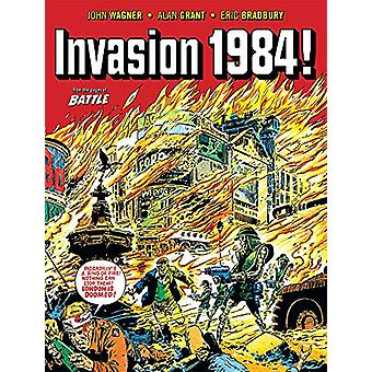 Invasion 1984 by John Wagner - 9781781086759 Book