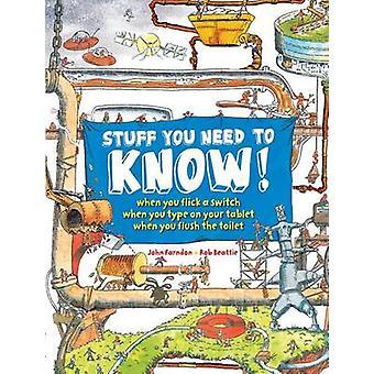 Stuff You Need to Know! by John Farndon - Rob Beattie - 9781770856561