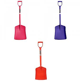 Red Gorilla Plastic Shovel