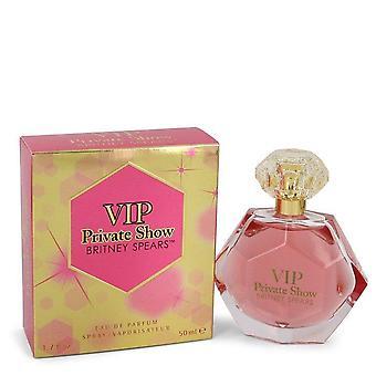Vip yksityinen show eau de parfum spray britney spears 549910 50 ml