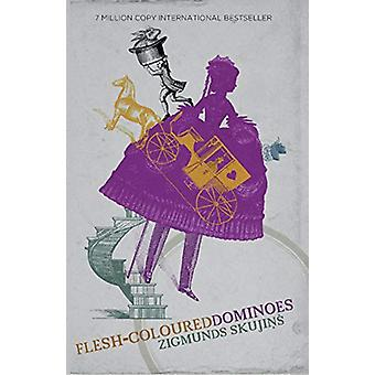Flesh-Coloured Dominoes by Zigmunds Skujins - 9781911350637 Book