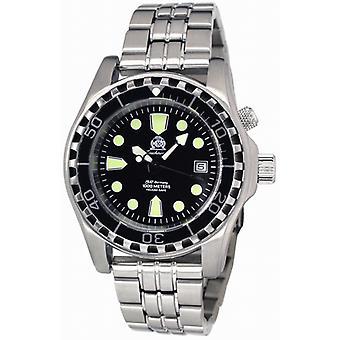 Tauchmeister T0257M Combat Diver automatisch horloge 1000m