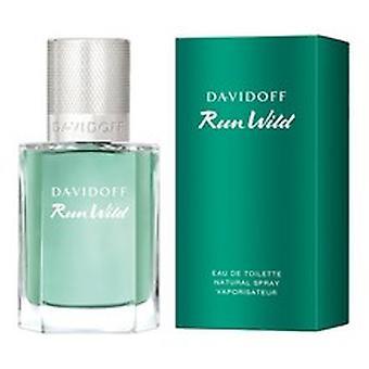 Davidoff - Run Wild SET EDT 100 ml + deostick 75 ml - 100mlML