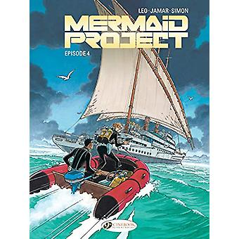 Mermaid Project Vol. 4 - Episode 4 by Fred Simon - 9781849184137 Book
