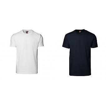 ID Мужская PRO носить легкие короткий рукав футболки