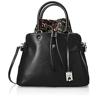 piero drive 216371082 Black Women's shoulder bag 33x23x16 cm (W x H x L)