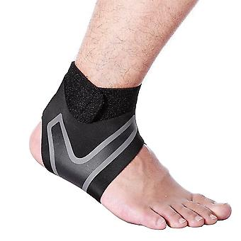 Thin polyester fiber ankle brace fitness protector