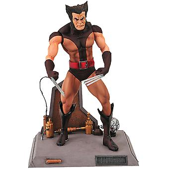Wolverine Brown Unmasked Action Figure