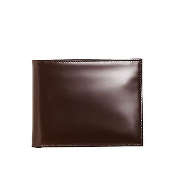 Brooks Brothers Men's Calfskin Leather Wallet