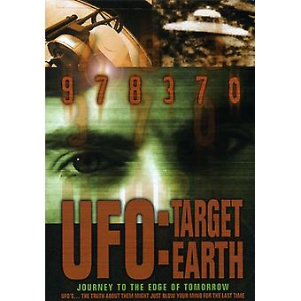 Ufo: Target Earth [DVD] USA import