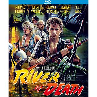 River of Death (1989) [BLU-RAY] USA import
