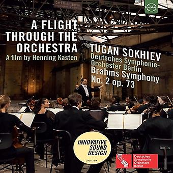 Importación de Tugan Sokhiev - vuelo a través de la orquesta - los E.e.u.u. Deutsches Symphonie [DVD]