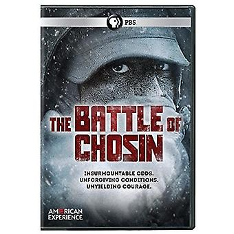 American Experience: The Battle of Chosin [DVD] USA import