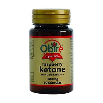 Raspberry ketone 60 capsules of 300mg
