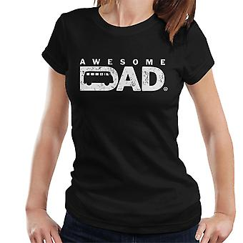 Volkswagen Awesome Dad Women's T-Shirt