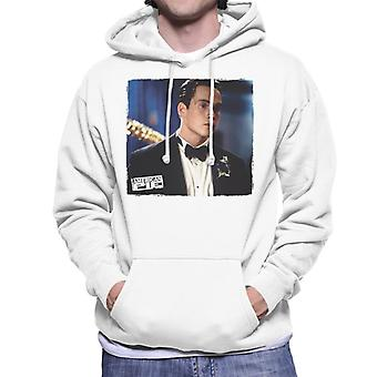 American Pie Oz At Prom Men's Hooded Sweatshirt