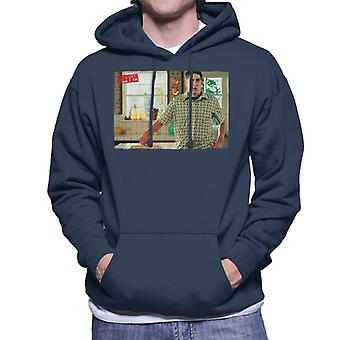 American Pie Jim Touches Pie Men's Hooded Sweatshirt