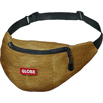 Globe Richmond Side Bag Ii Unisex Classic Side Bag in Tabaco