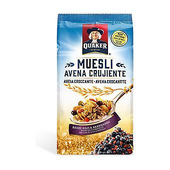 Quaker Muesli Blueberries & Goji 350 g