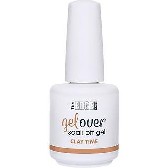 The Edge Nails Gelover 2019 Soak-Off Gel Polish Collection - Clay Time 15ml (2003332)