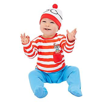 Babys Wo's Wally? Baby Fancy Kleid Kostüm