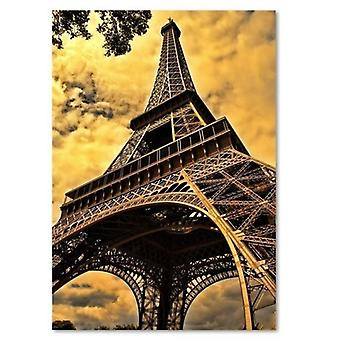 Print on canvas - Parisian icon - Painting on Canvas, Wall Decoration