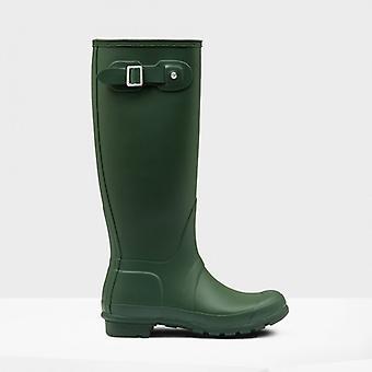 Hunter Alkuperäinen Pitkä Hyvät Kumi Wellington Boots Vihreä