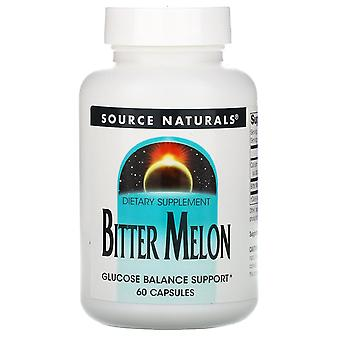 Source Naturals, Bitter Melon, 60 Capsules