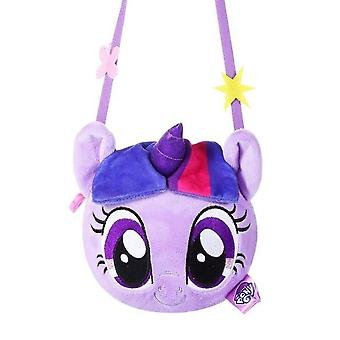 Pony Bao Li Children's Purse - Peluche zaino cartoon carino bambola cross borsa per ragazze