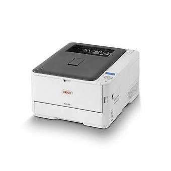 Oki C332Dn Kleur A4 Pcl 250 Vel 26 tot 30Ppm Duplex Netwerk printer