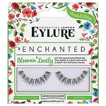 Eylure Enchanted Reusable False Eyelashes - Bloomin' Lovely - Adhesive Inbegrepen