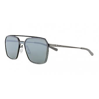 Sunglasses Unisex Clearwater Matte Silver (003)