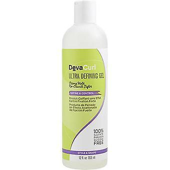 DEVA by Deva Concepts CURL ULTRA DEFINING GEL STRONG HOLD NO-CRUNCH STYLER 12 OZ