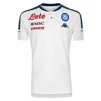 2020-2021 Napoli Polo Skjorte (Hvit)