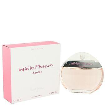 Infinite pleasure just girl eau de parfum spray by estelle vendome 100 ml