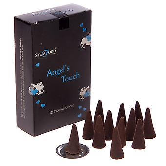 Stamford Black Weihrauch Kegel - Engel Touch X 1 Pack