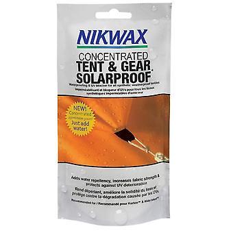 Nikwax Concentrated Tent & Gear SolarProof Equipment Waterproofing