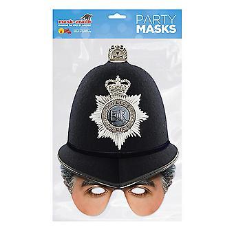 Mask-arade Policeman Party Mask
