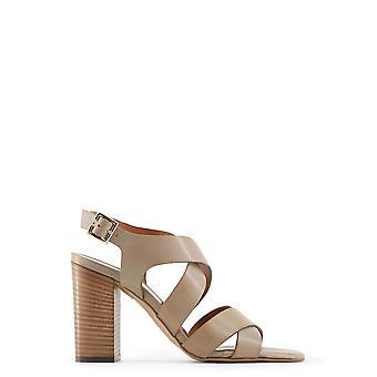 Valmistettu italia loredana women's säädettävä sivusoljen sandaalit