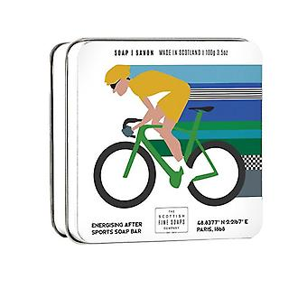 Scottish Fine Soaps Sports Soap Bar Cycling 100g