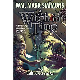 Witch in Time by Simmons & Wm.