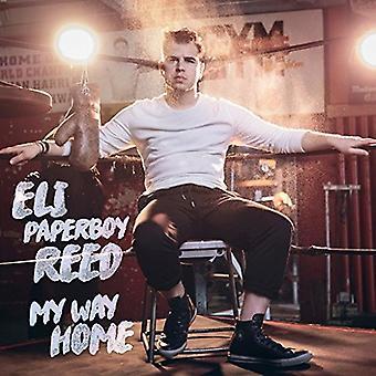 אלי Paperboy ריד - הדרך שלי הביתה ויניל