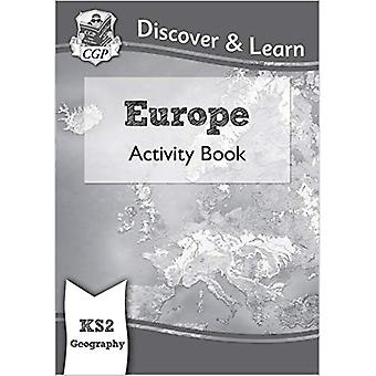 New KS2 Discover & Learn: Geography - Europe Activity� Book