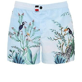 Franks Tailored Fit Danitree Swim Shorts