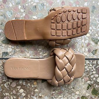 7cm High Heels, Mules Fetish, Summer Sandals